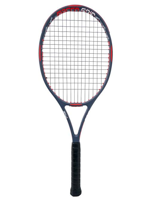 Macro Spin Tennis Racquet