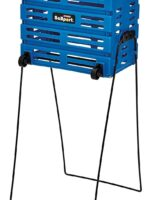 Tourna Ballport 80 Ball Basket With Wheels